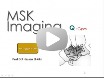 Film reading MSK part 2 - Dr Hassan El Kiki