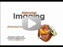 Abdominal trauma imaging Dr Mamdouh Mahfouz