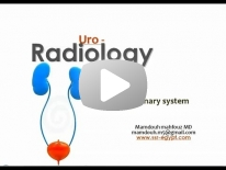 Imaging of Urinary system - BRC 7 - (Nov 2013) - Dr Mamdouh Mahfouz (In Arabic)