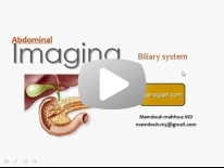 Biliary imaging-new Dr Mamdouh Mahfouz