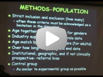 How to prepare a paper or present an abstract - Dr Mark Schweitzer